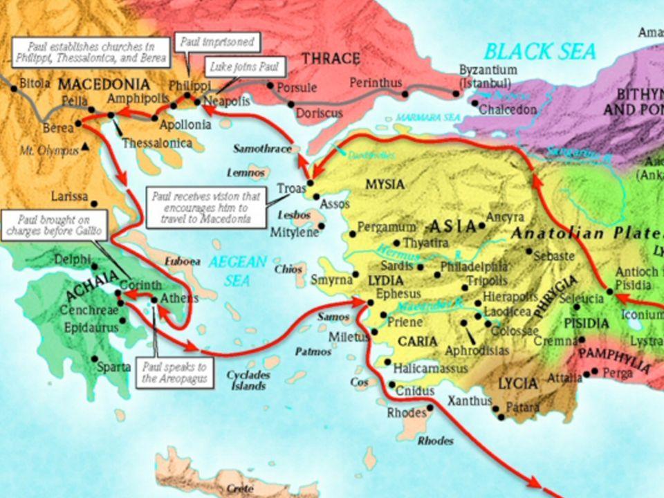 Handelingen 18 5 En toen Silas en Timoteus uit Macedonie kwamen, wijdde Paulus zich geheel aan de prediking, waarin hij de Joden betuigde, dat Jezus de Christus is.