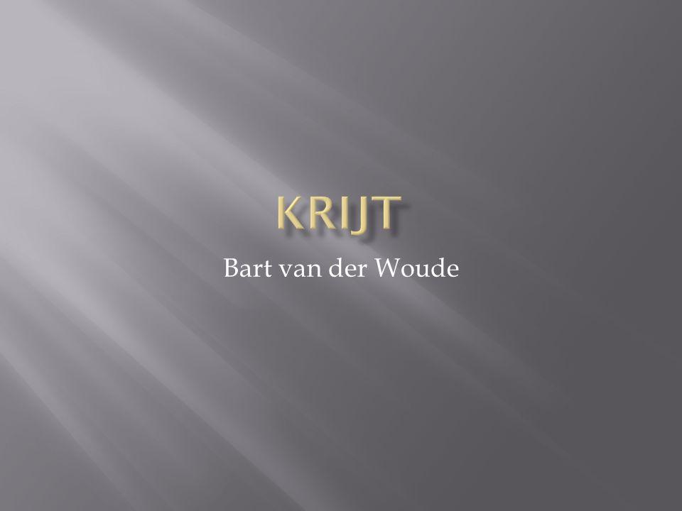 Bart van der Woude