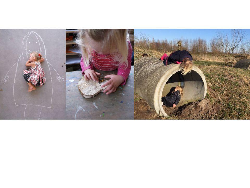  Ontwikkeling van het kind in kaart en inzicht in eigen leren  Ontwikkeling ten opzichte van zichzelf  Alleen de verplichte eindtoets in groep 8  Tussentijds opbrengsten middels: Observaties, groeiplannen en portfolio's.