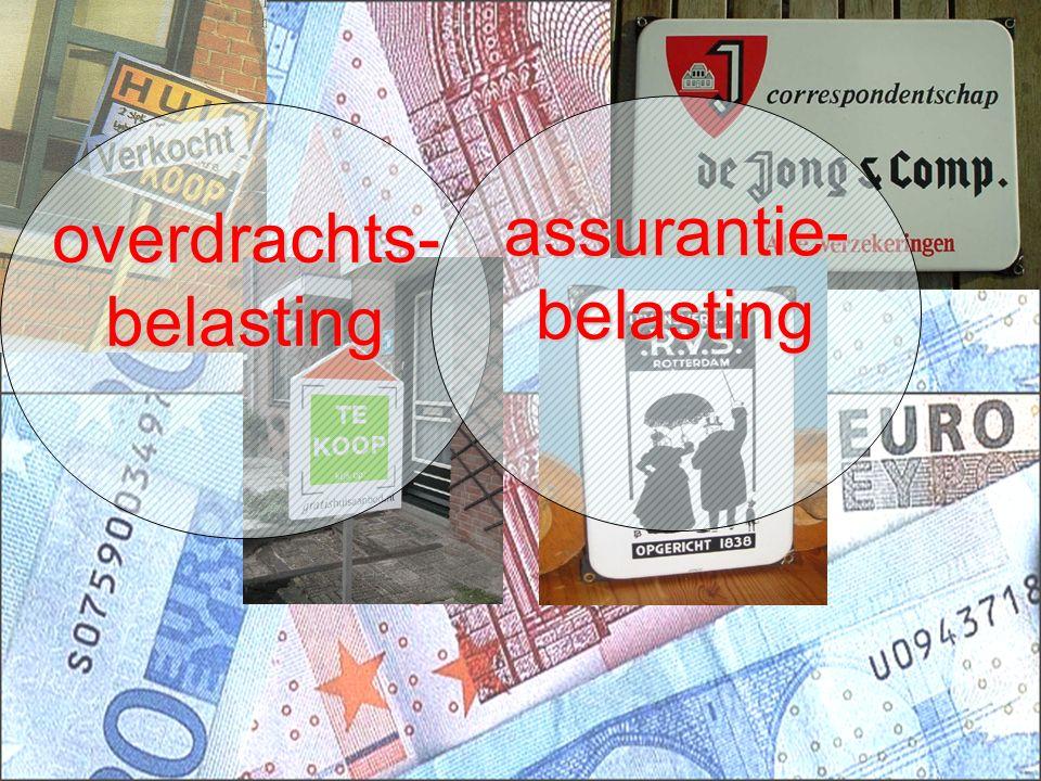 2009-2010Belasting11 overdrachts-belasting assurantie-belasting