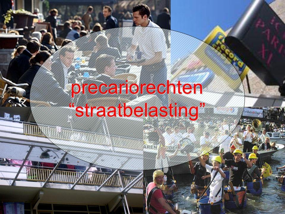 2009-2010Belasting6 precariorechten straatbelasting