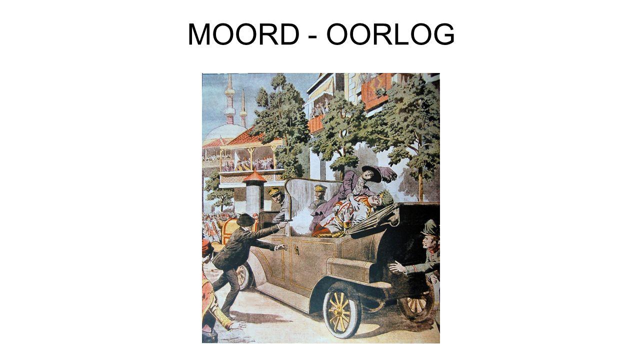 MOORD - OORLOG