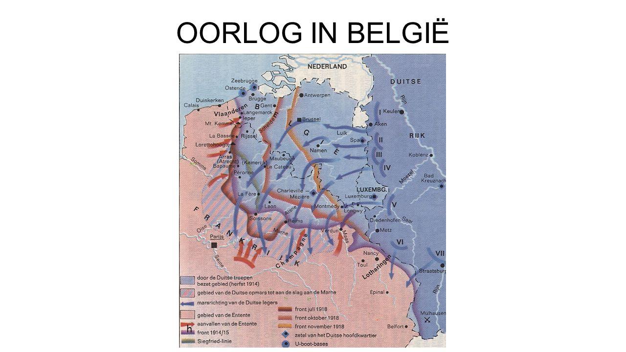 OORLOG IN BELGIË h