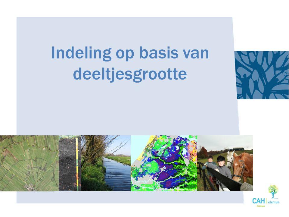Zandgronden Waar in NL vinden we Zandgronden?