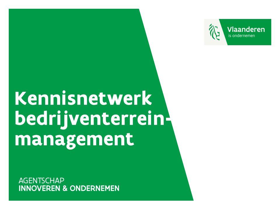 Kennisnetwerk bedrijventerrein- management