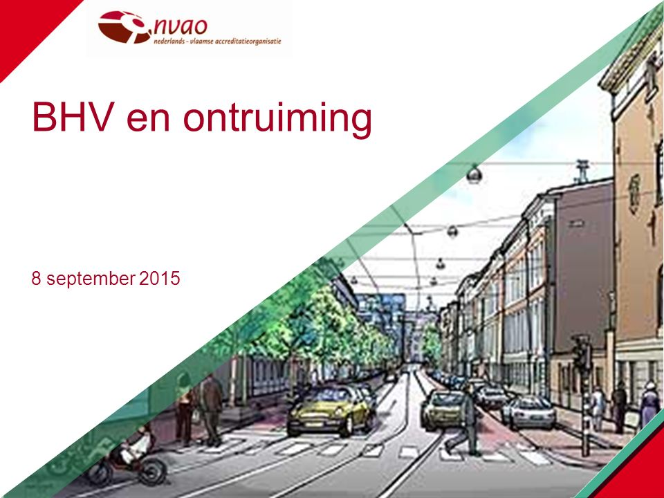 8 september 2015 BHV en ontruiming