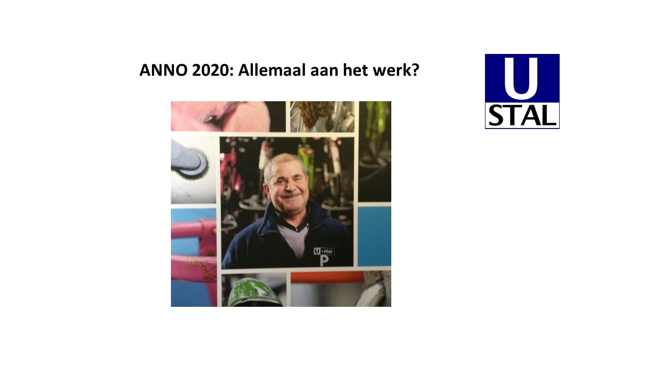 ANNO 2020: Allemaal aan het werk?