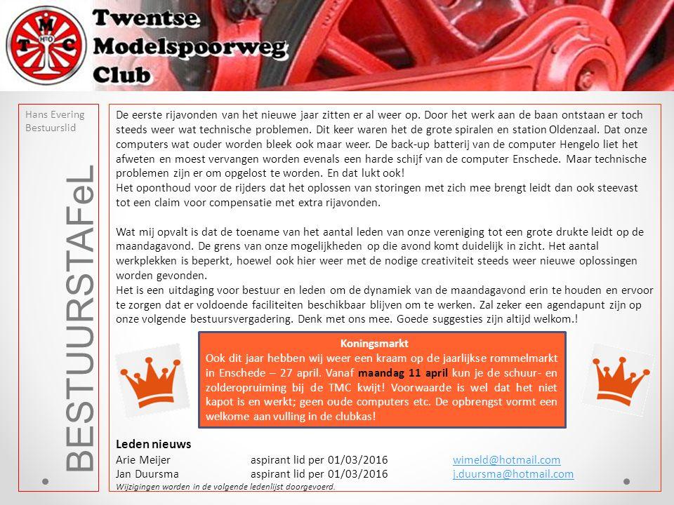 Jubileum!.Foto's Geert Klement Op 1 maart j.l. was Jaap Steenkuijl 40 (!) jaar lid van de TMC.