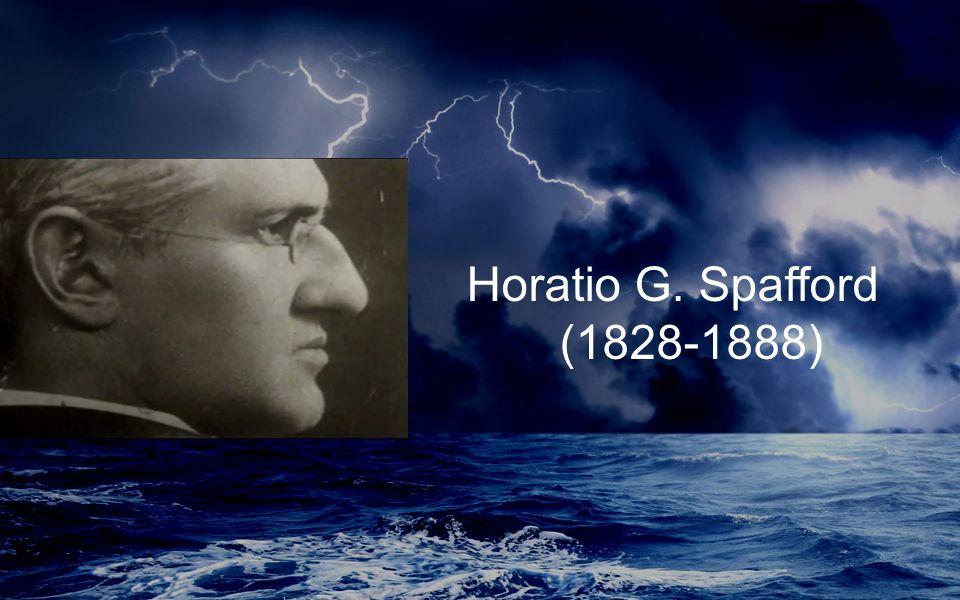 Horatio G. Spafford (1828-1888)