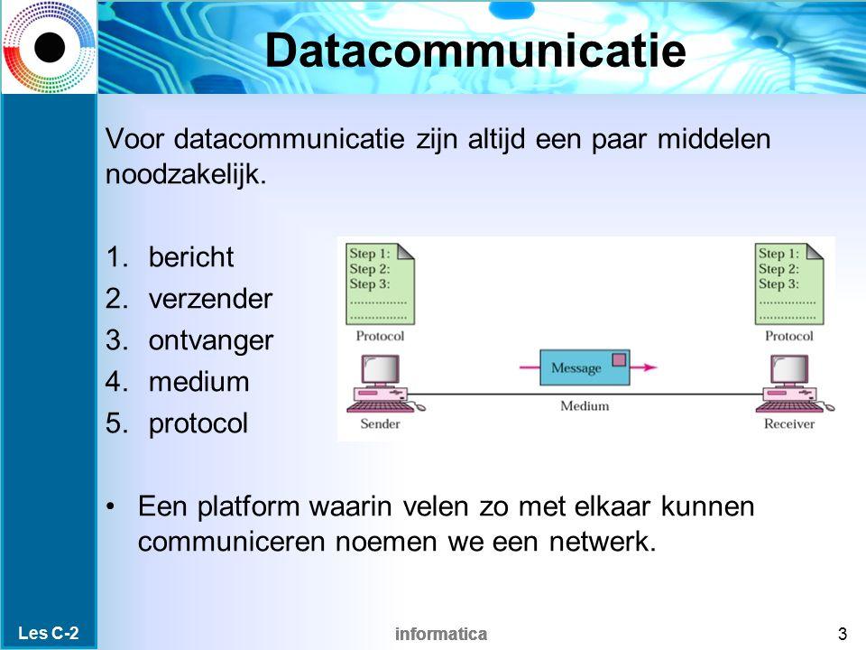informatica Toepassingen Naast het internet heb je nog veel andere (digitale) communicatiestructuren.
