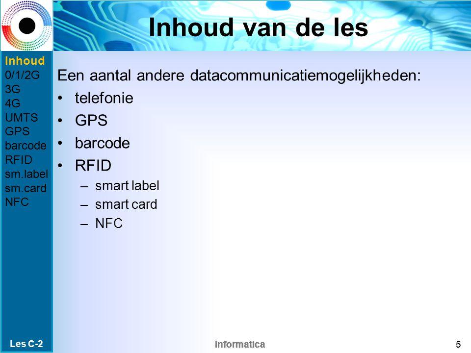 informatica Mobiele telefonie Net zoals de internetverbindingen heeft ook mobiele telefonie een medium en een protocol nodig voor datacommunicatie.