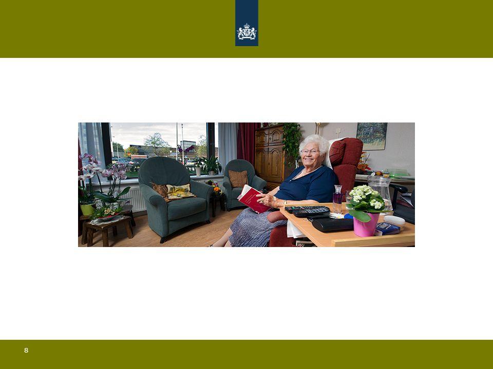 19 Jaarprogramma 2015 Ruimte voor actualiteit 3 bronnen: Vragen vanuit VWS en IGZ Vragen van andere organisaties Onderwerpen die we zelf belangrijk vinden Vandaag consulteren we u voor dit onderdeel!