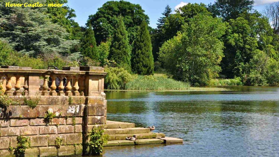 Hever Castle - Tuinen Hever Castle - Tuinen