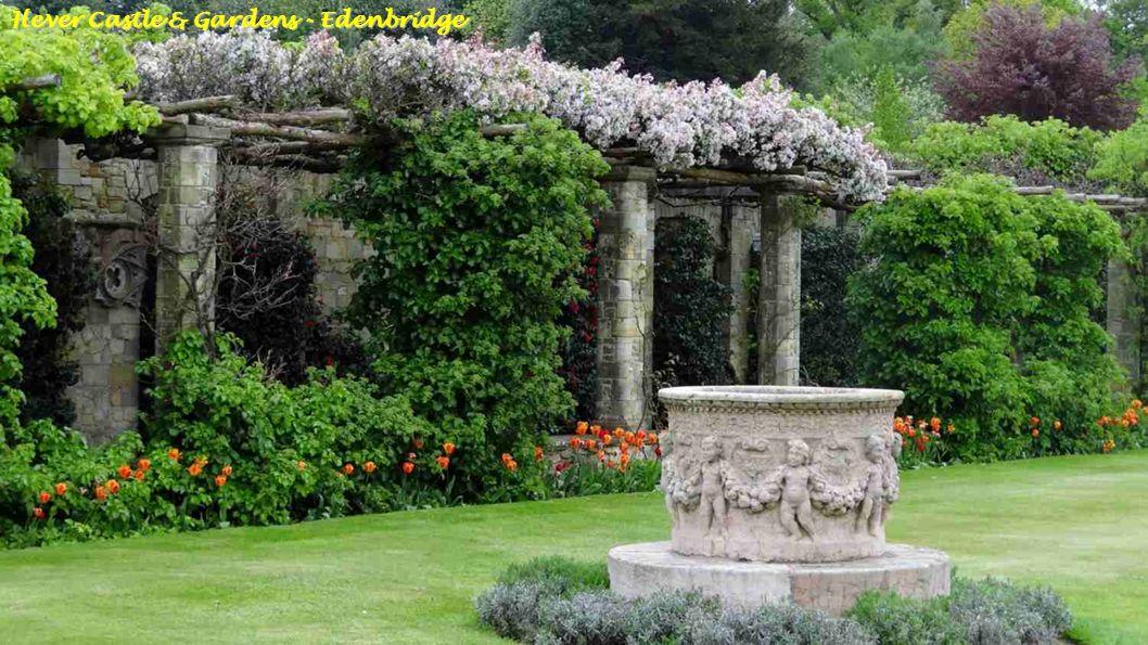 Hever Castle Ital. Tuin