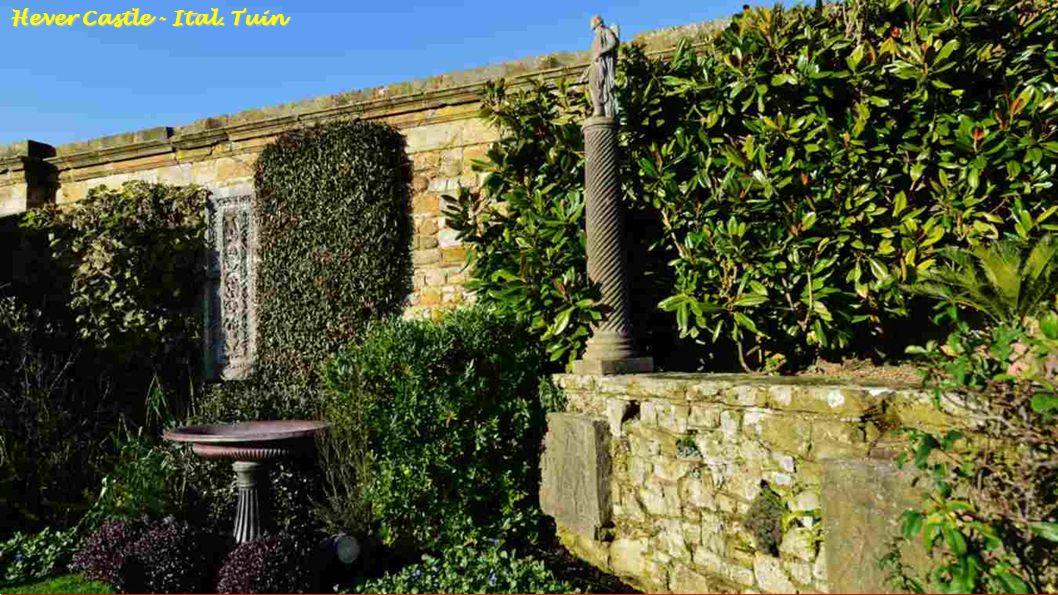 Hever Castle- Bloesem