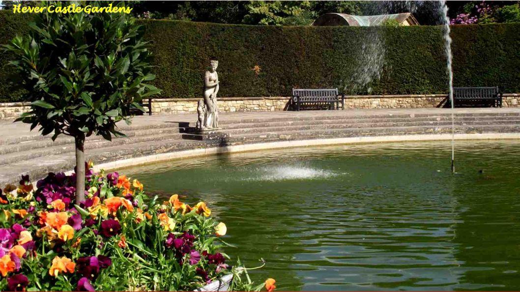 Hever Castle Gardens Hever Castle Gardens