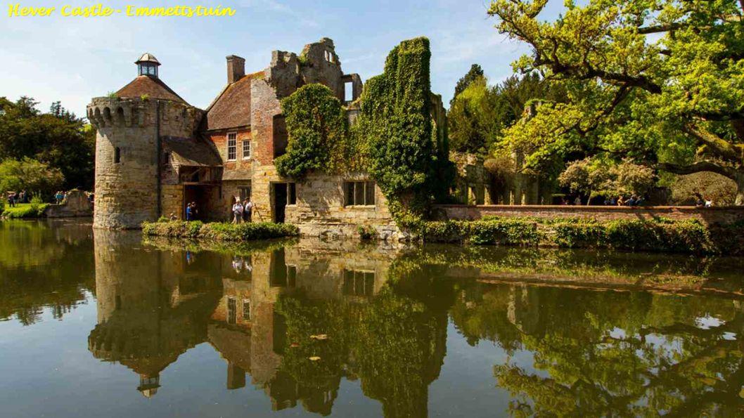 Hever Castle – Fraaie plek