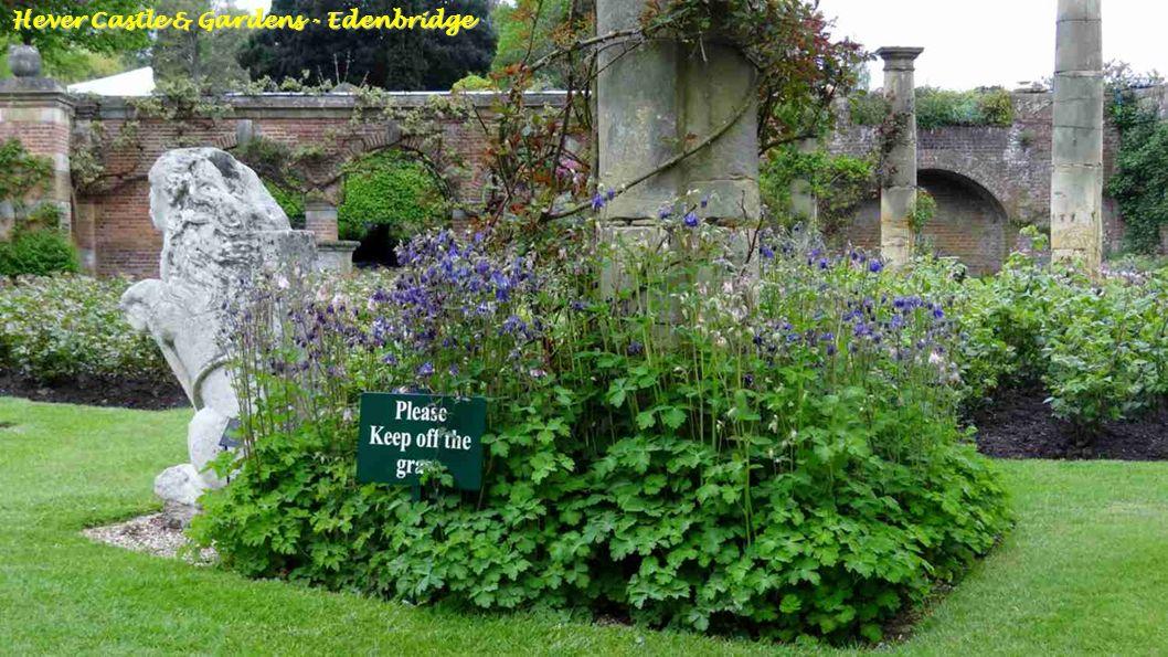 Hever Castle - Tuin Hever Castle - Tuin