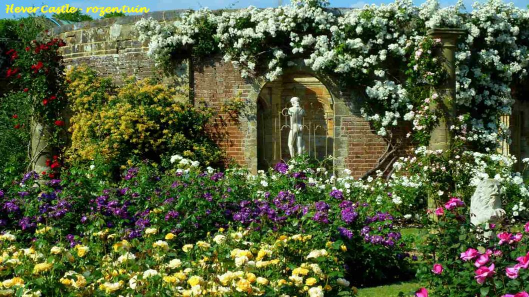 Hever Castle & Gardens - Edenbridge