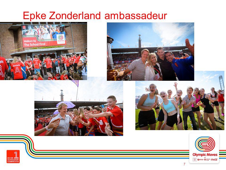 Epke Zonderland ambassadeur 7