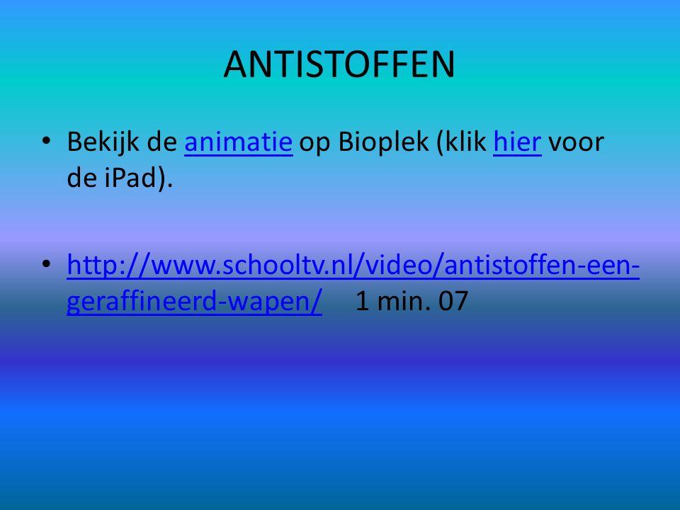 ANTISTOFFEN Bekijk de animatie op Bioplek (klik hier voor de iPad).