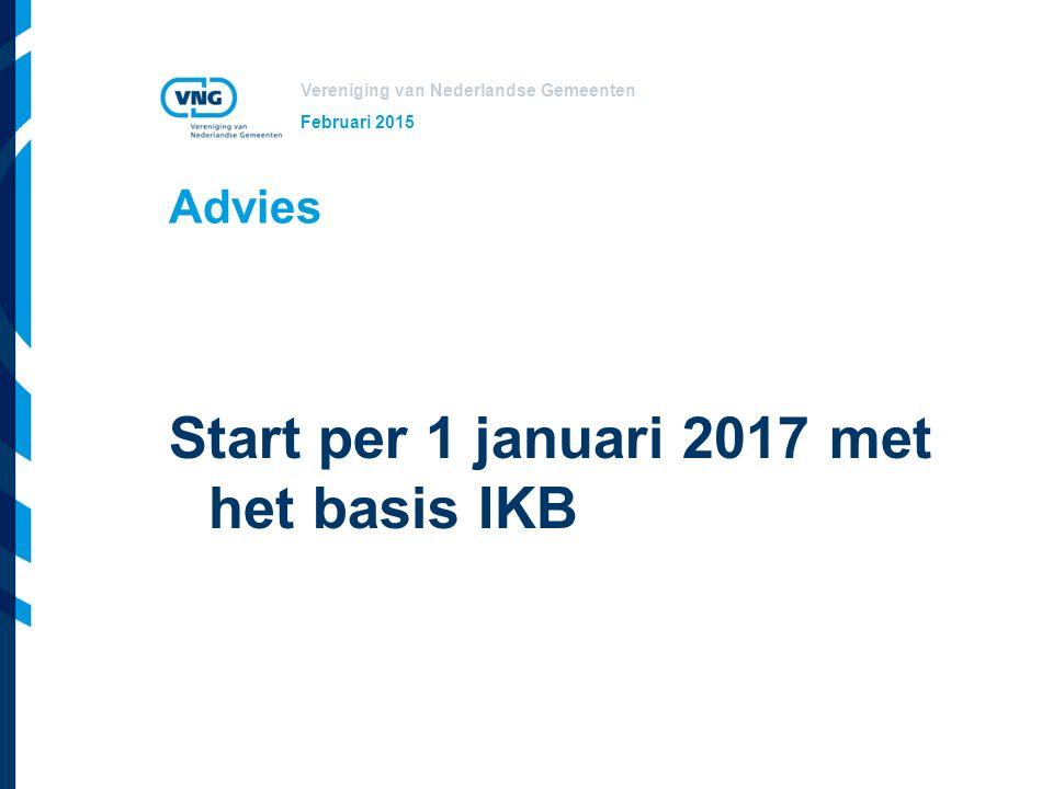 Vereniging van Nederlandse Gemeenten CAR UWO regeling IKB IKB regeling komt in hoofdstuk 3 Er ligt al een tijdelijke regeling; zie hiervoor de website.