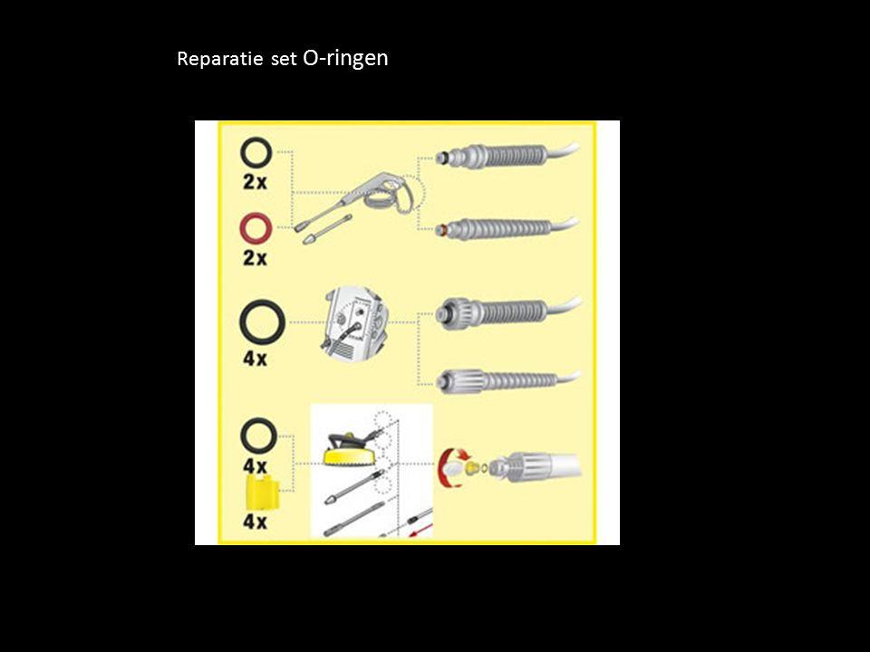 Reparatie set O-ringen