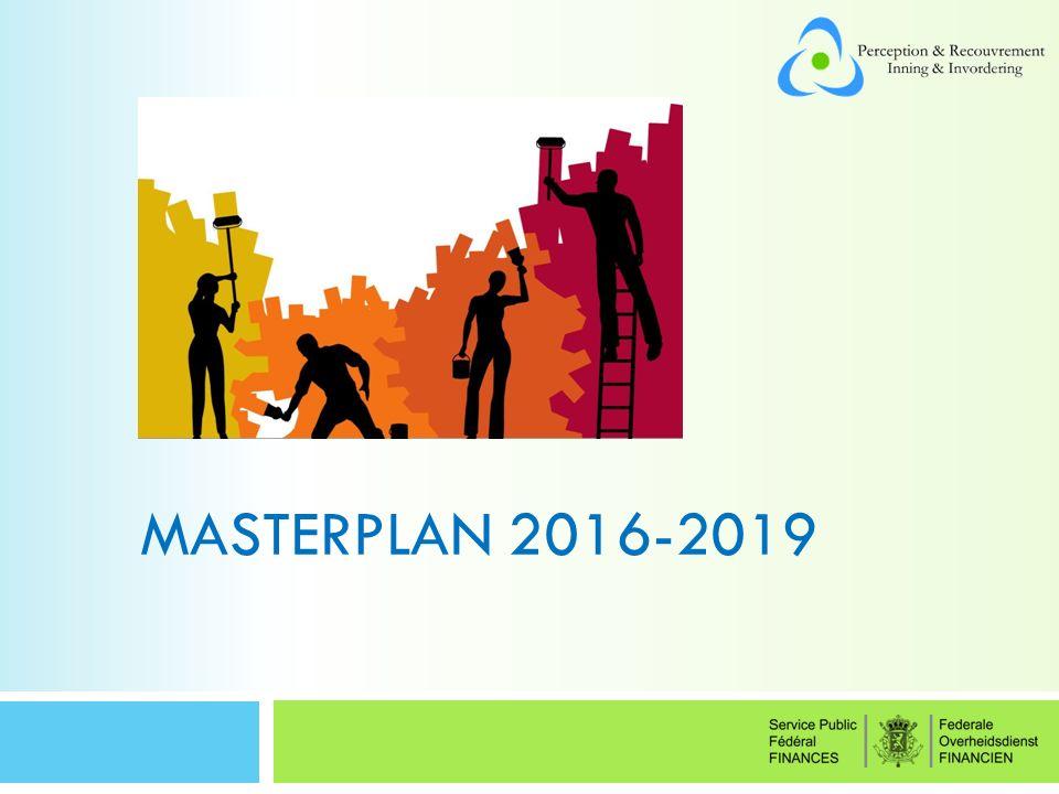 MASTERPLAN 2016-2019