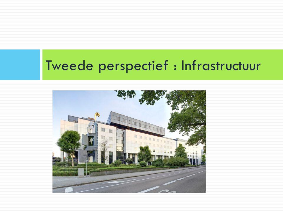 Tweede perspectief : Infrastructuur