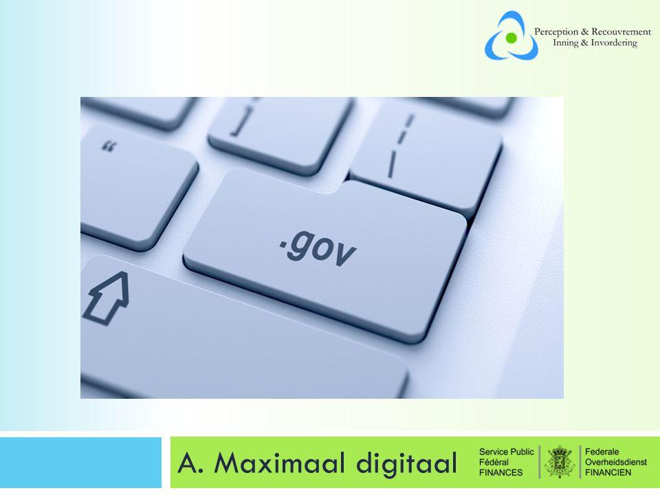 A. Maximaal digitaal