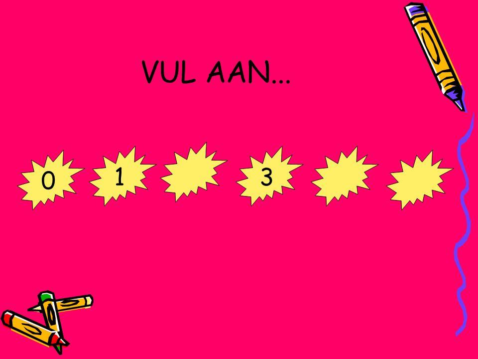 VUL AAN... 0 13