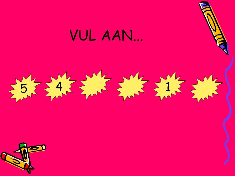 VUL AAN... 5 41