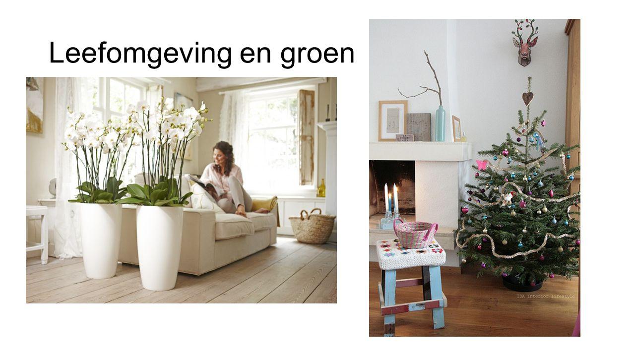 Leefomgeving en groen