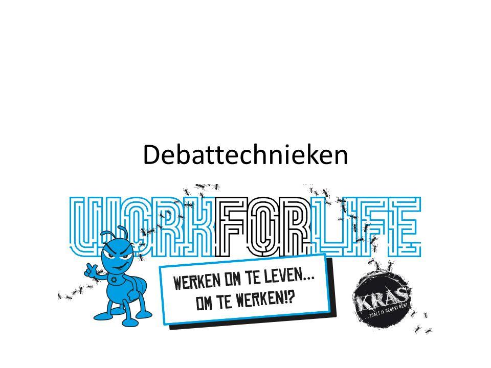 Debattechnieken