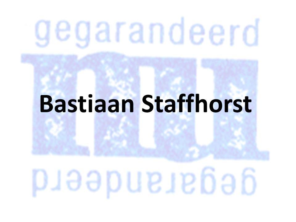 Bastiaan Staffhorst