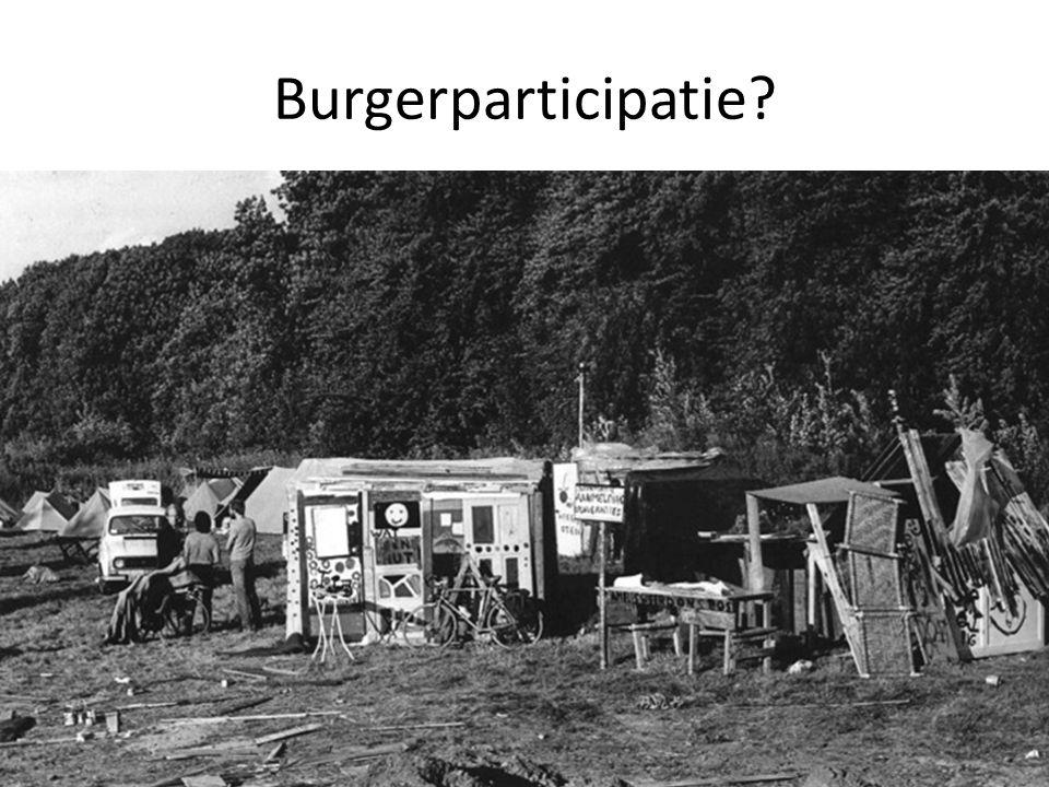 Burgerparticipatie
