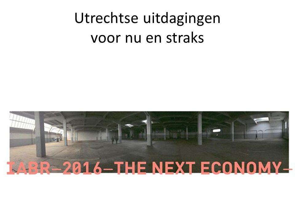 Utrechtse uitdagingen voor nu en straks