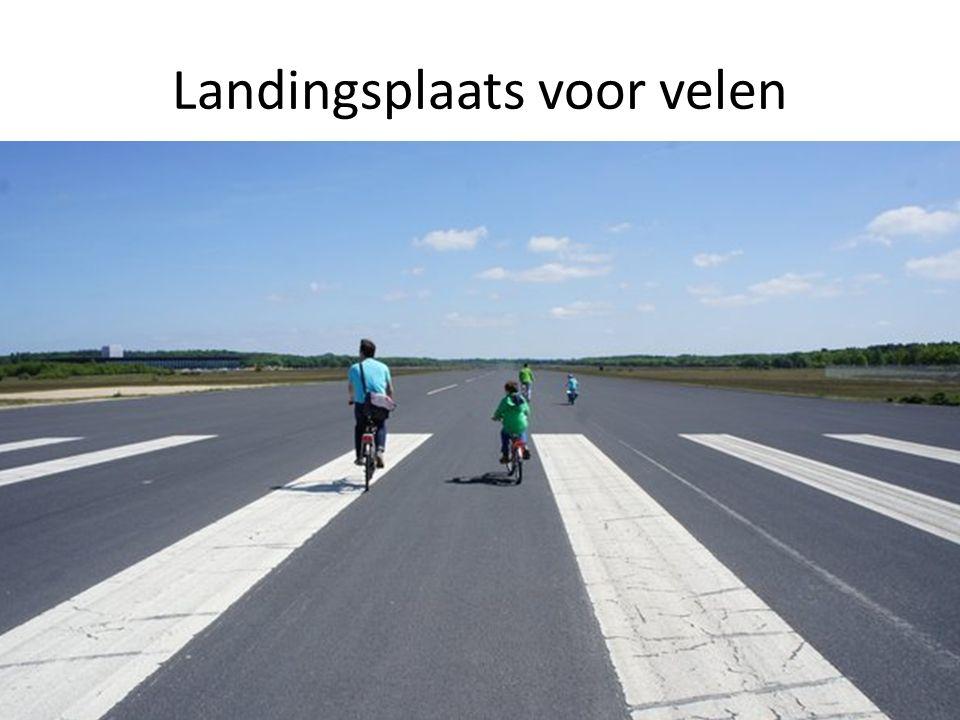 Landingsplaats voor velen