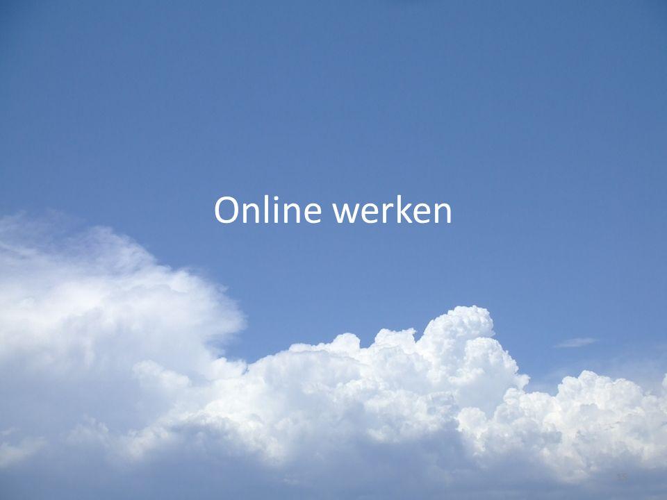 Online werken 15