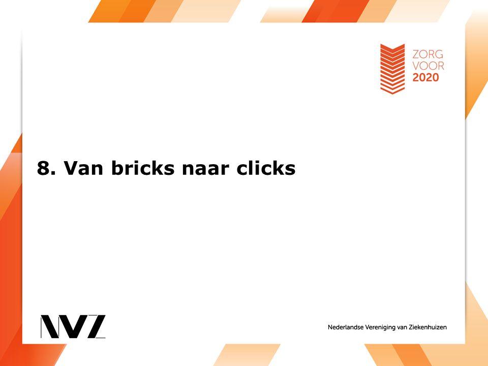 8. Van bricks naar clicks