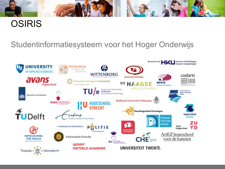 Studentinformatiesysteem voor het Hoger Onderwijs OSIRIS