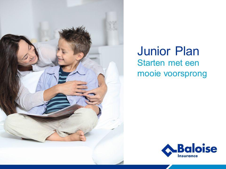 Junior Plan Starten met een mooie voorsprong