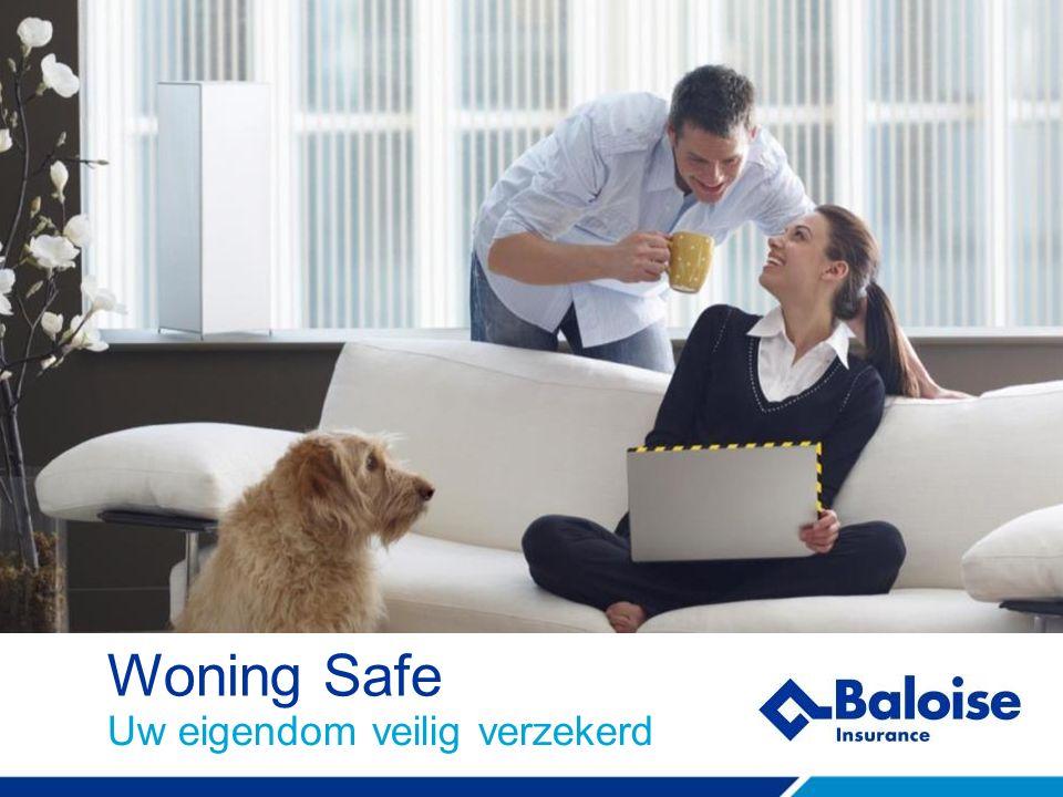 Woning Safe Uw eigendom veilig verzekerd