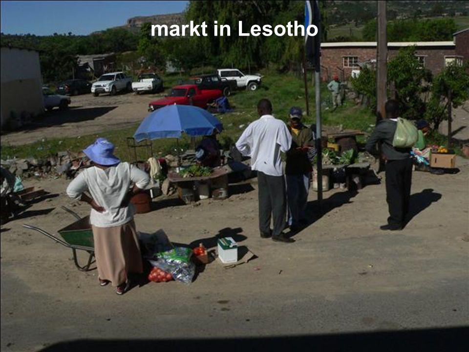 grens Lesotho