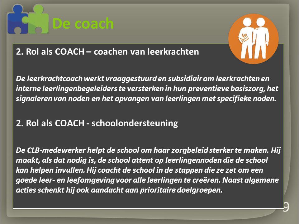De coach 9