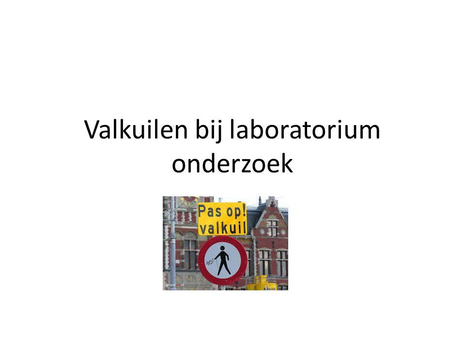 Valkuilen bij laboratorium onderzoek