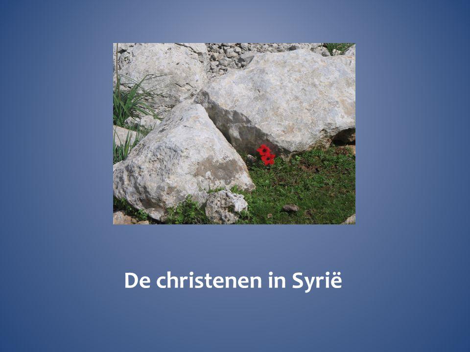 De christenen in Syrië