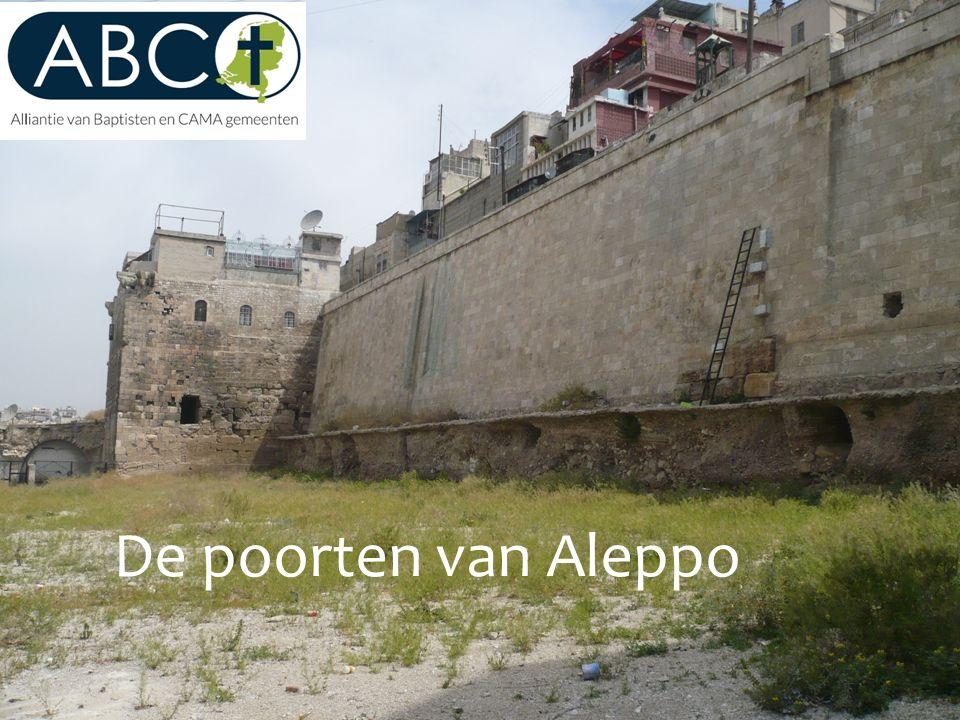 De poorten van Aleppo