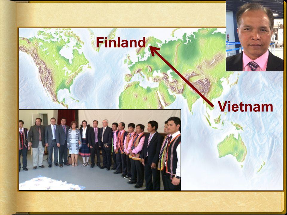 Vietnam Finland
