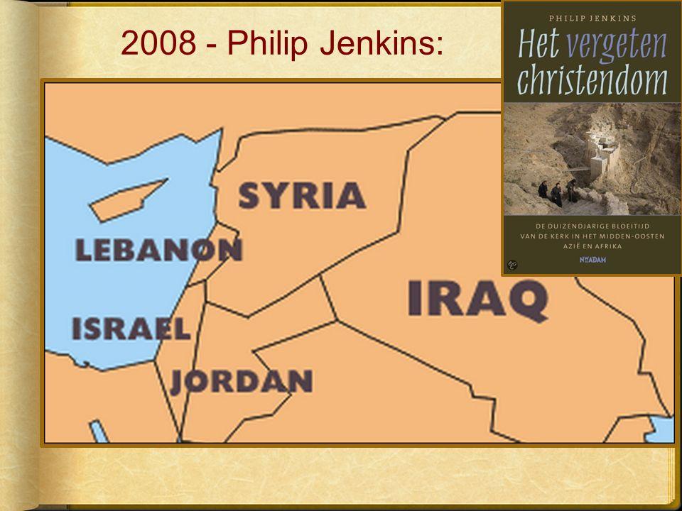 2008 - Philip Jenkins: